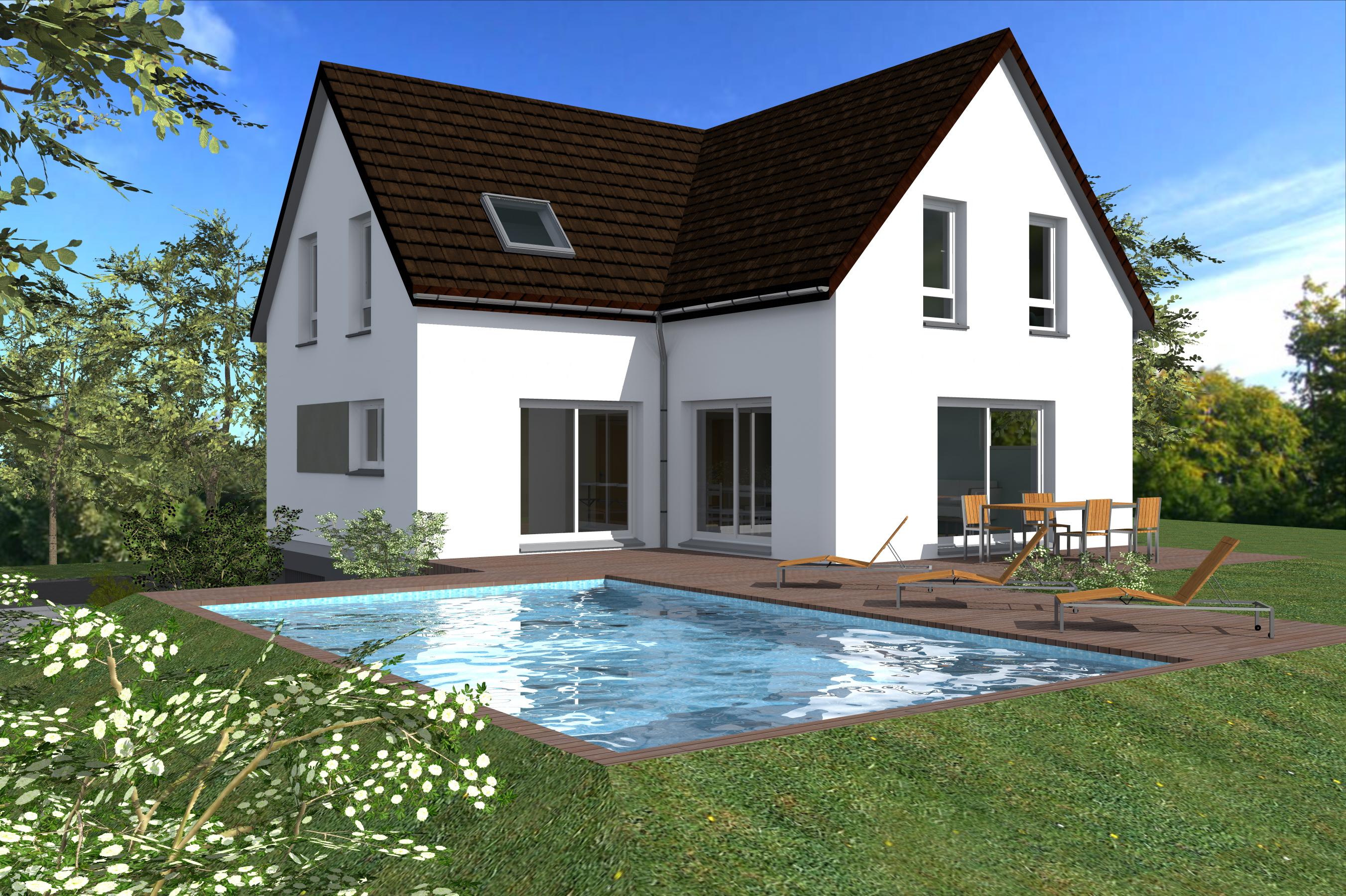 Le blog construction renovation construction for Construire une maison a moindre cout